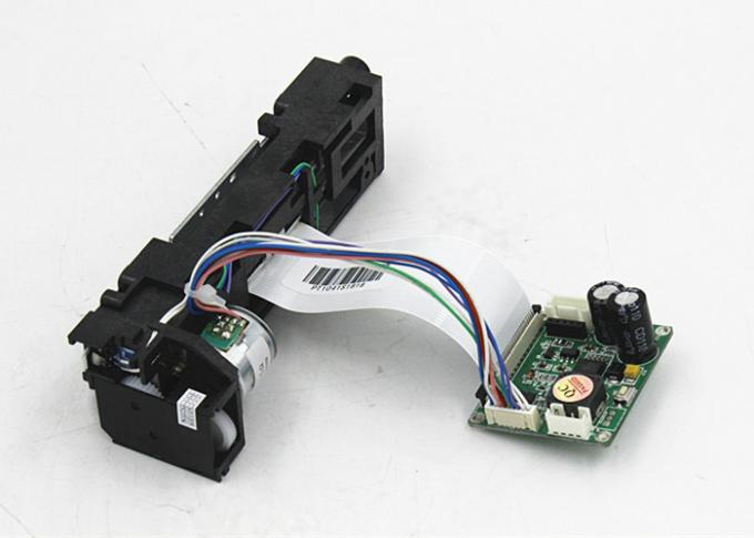 Kiosk 112mm rs232 ttl Thermal Printer Module support label for weight scale
