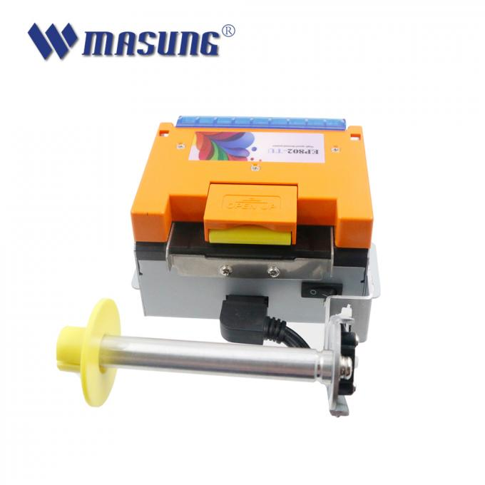 80mm High Printing Speed Kiosk Thermal Printer Barcode QR Code For POS System