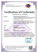 china latest news about EP802 series Printer FCC certification Approved