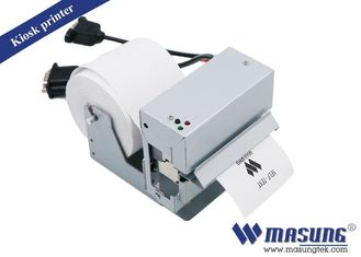 China heavy printing duty supported   USB interface  58mm Kiosk Ticket Printer supplier