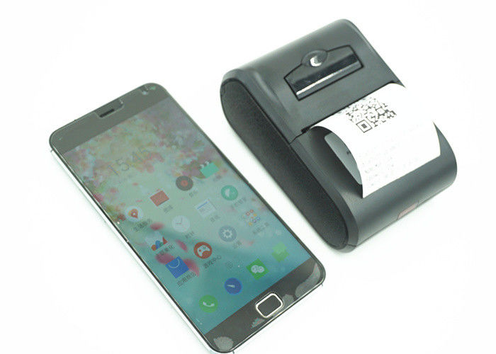 Interface Type 58mm Bluetooth Thermal Printer With Paper Feed Button