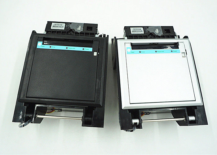 Receipt 80 Mm Panel Mount Printers / Serial Thermal Printer Easy Loading