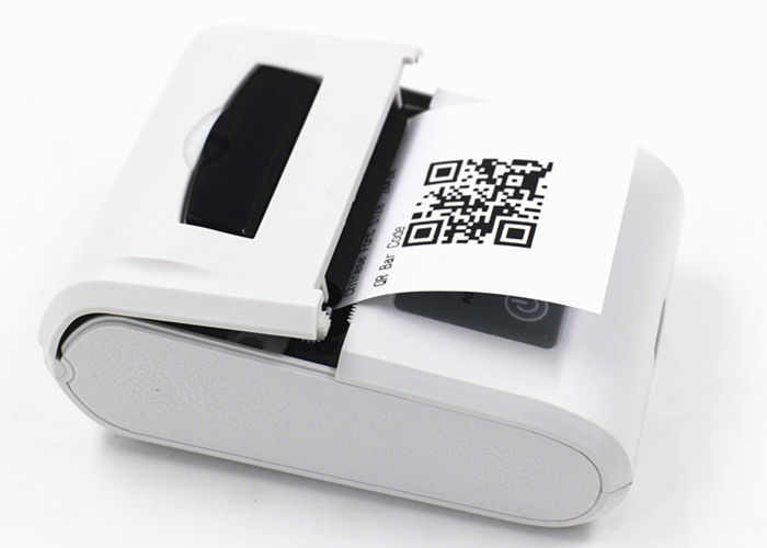 Android 2 Inch USB Receipt Printer With Rechargeable Lithium Battery 1000mAh