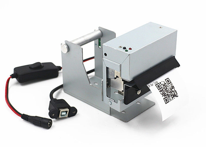 USB 2 Inch Kiosk Ticket Printers With Auto Cutter , Label Thermal Printer Module
