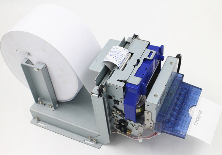 Auto Loading Easy Installing 80mm Small Dot Matrix Printer Long Using Life