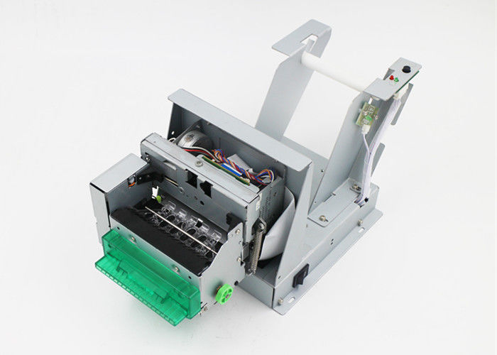 High Speed mobile ticket printer 80mm For Atm , Thick Card