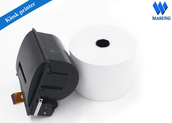 Lightweight Panel Mount Kiosk Receipt Printer Working Humidity 10 - 90%RH