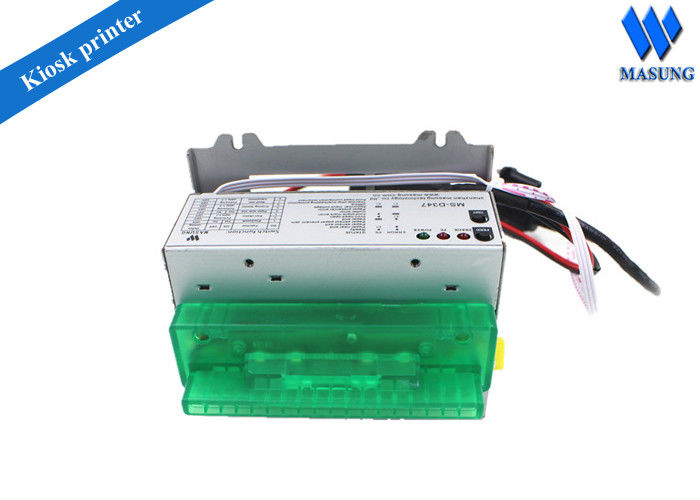 Smart Outlet Panel Mount Thermal Printer Auto Cutting Multiple Sensors Detection