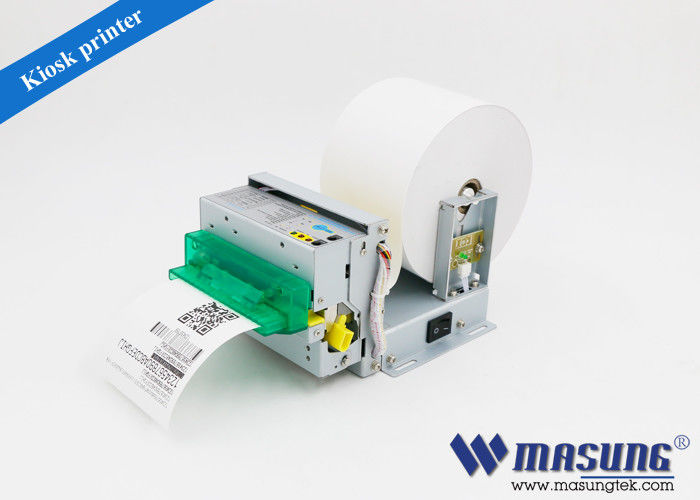 Small Android 80 mm 3 Inch Label Printer Module with Mechanism CAPD347 For Gas Station
