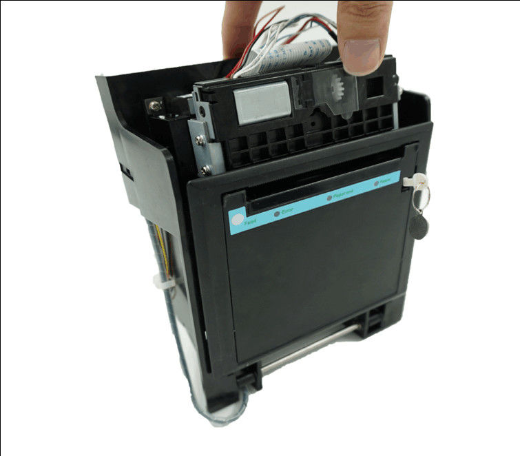 RS-232C/USB Interface Thermal Panel Kiosk Printer 3 Inch For Ticket Vendor