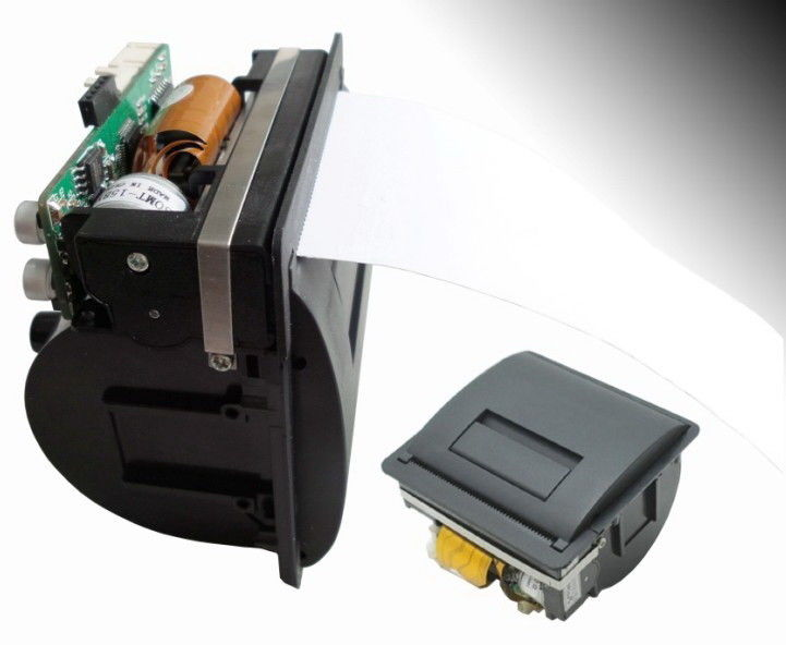 Android Panel Mount Thermal business Kiosk Printer Module For commercial