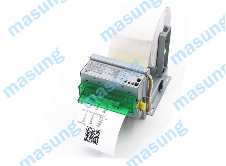 Custom Barcode Android Kiosk Printer Module , 3 Inch Thermal Ticket Printers