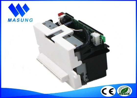 China Easy Embedded White Thermal Receipt Printer Mini Panel Mount Thermal Printer factory