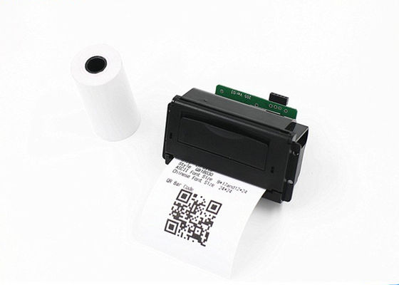 China 48 mm TTL Port  2 Inch Panel Mount Printer Compatible With APS SS205 Mechanism factory
