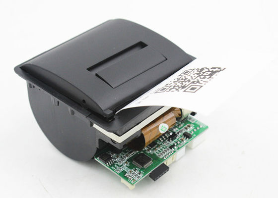China Embedded Panel Mount Printers , portable small thermal printer for cash register factory