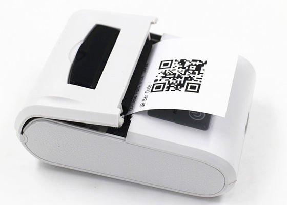 China Android 2 Inch USB Receipt Printer With Rechargeable Lithium Battery 1000mAh factory