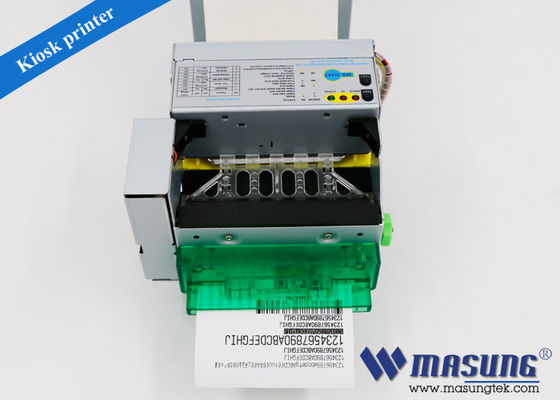 China Multiple function 80mm kiosk thermal printer oem high speed compatible Linux factory