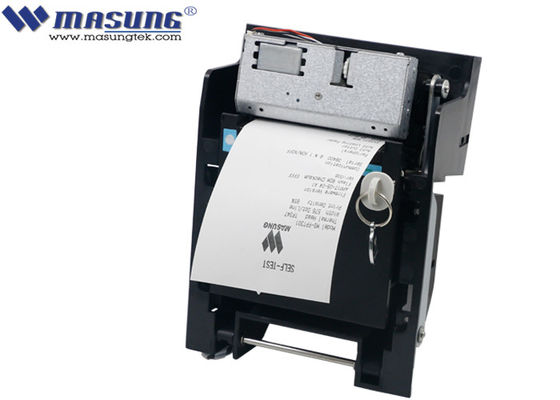 China MASUNG 80mm front panel thermal printer auto loading pos thermal printer for new retails supermarket factory
