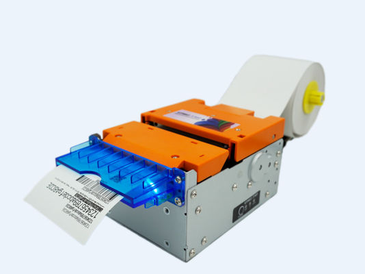 China Android Pos Kiosk Thermal Printer Module 80mm Integrated With Paper Presenter factory