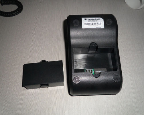 China Bluetooth Thermal Transfer Label Printer Android Mobile Phone / Tablet Pc 2 Inch factory