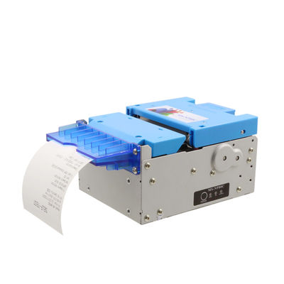 China Durable Thermal Ticket Printer 80mm Integrated With Paper Presenter / Auto Cutter factory