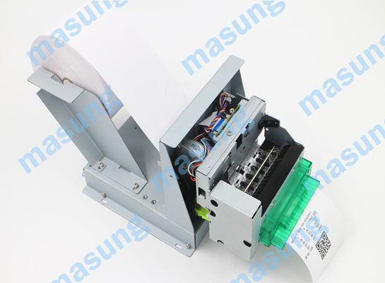 China Kiosk Ticket Thermal Printer 80 mm Integrated Paper Presenter DC 24V / 2.5A factory