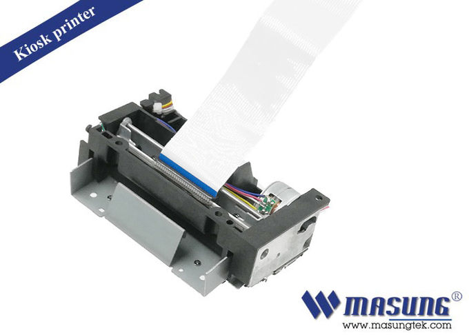 EFT Ticket Printer Mechanism Long Using Life Automatic Paper Cutting